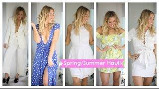 Huge ASOS, Revolve & More Spring Summer Fashion Try On Haul | EmTalks