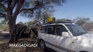 Botswana 4x4 Holiday - January 2016