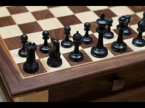 Watch me build a chess board!
