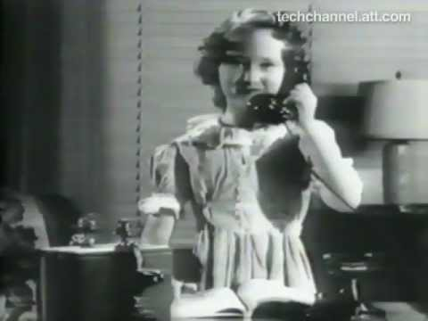 The Bus Driver - How To Video For Dial Telephones From 1936