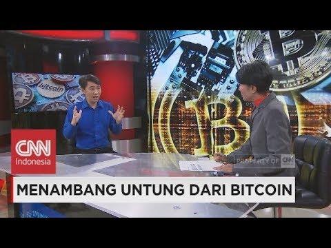 Desi Anwar Bicara Soal Bitcoin