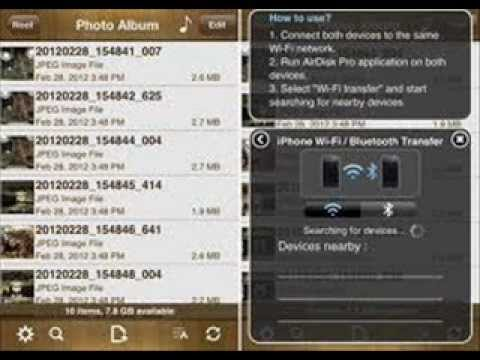 AirDisk Pro - Wireless Flash Drive iPhone/IPod [apps1.co.cc]