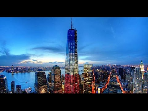 Top 20 Tallest Buildings in New York City 2016