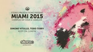 Simone Vitullo vs Todd Terry - Keep On Jumpin (Original Mix)