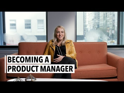 April Underwood: Becoming a Product Manager - YouTube