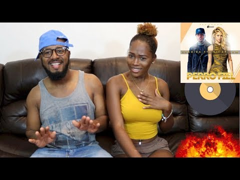 Shakira - Perro Fiel (Official Video) ft. Nicky Jam REACTION 🔥🔥