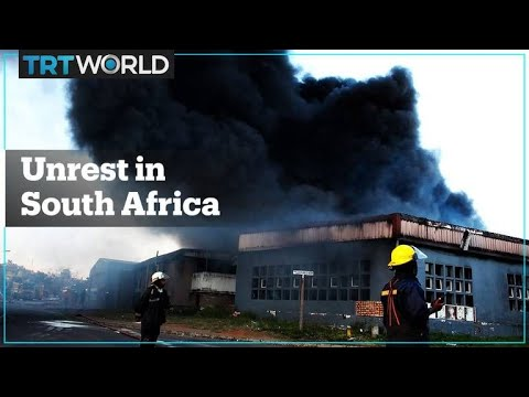 What's going on in South Africa?