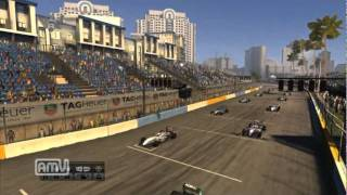 RACEDRIVER: GRID Gameplay Long Beach Classic