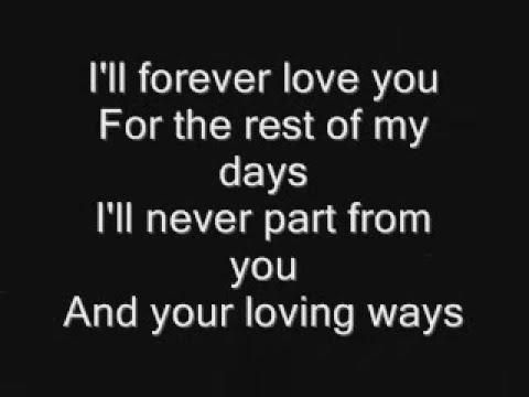 johnny ace pledging my love lyrics (christine soundtrack)