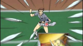 Yu-Gi-Oh! GX- Season 1 Episode 15- Courting Alexis