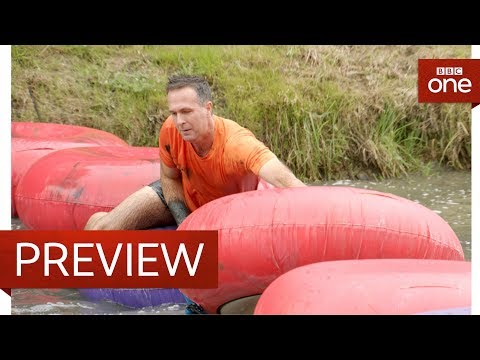 Download Youtube: Michael Vaughan takes on the Donuts - And They're Off for Sport Relief - BBC One