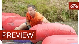 Michael Vaughan takes on the Donuts - And They