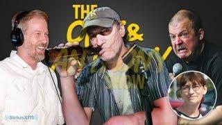 Opie & Anthony: Stalker Patti Twerks... Ugh (09/20/13)