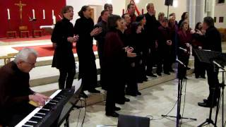 The Night That Christ Was Born - Mustard Seed Faith Choir (Aachen, Germany)