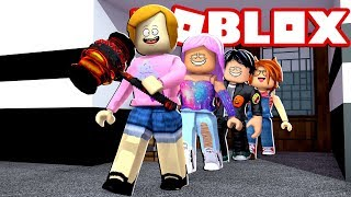 FOLLOW THE CHALLENGE BEAST *WITH SUBSCRIBERS* in ROBLOX's FLEE THE FACILITY 😱