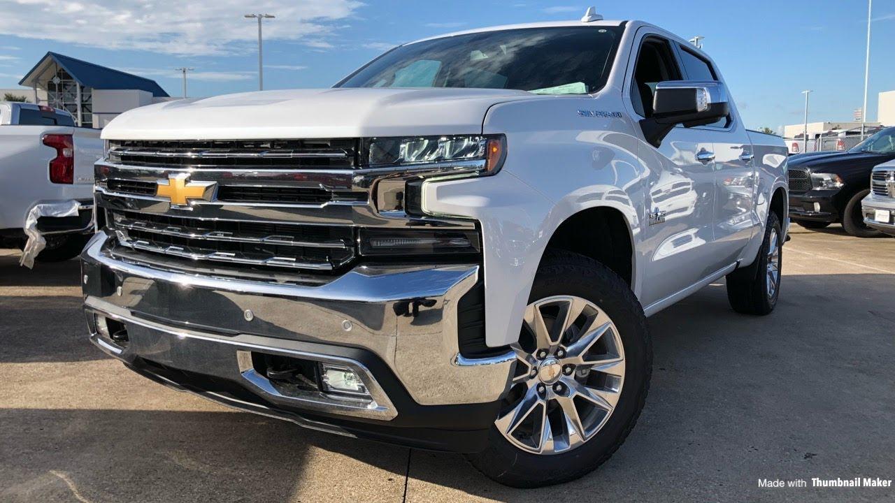 2019 Chevrolet Silverado LTZ (5.3L V8) - Full Review - YouTube