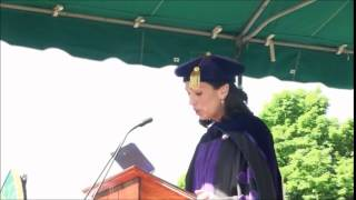Teresa Tomlinson Sweet Briar 2015 Commencement Address