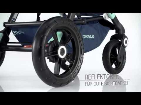 Детская коляска Concord Wanderer