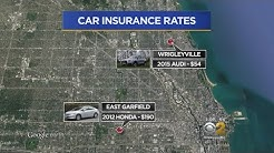Report Accuses Auto Insurers Of Racial Discrimination