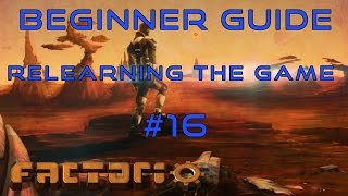 Factorio Beginner Guide: Relearning The Game EP16 - Coal Outpost!