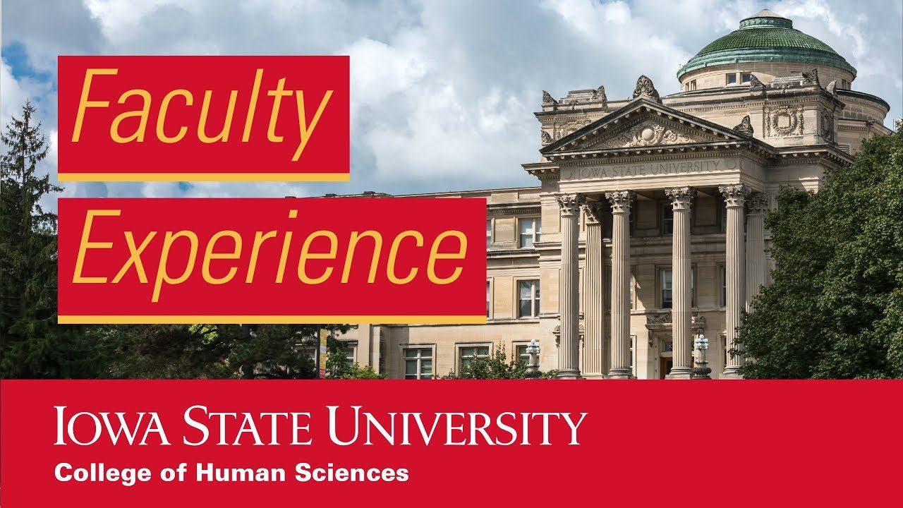 College Of Human Sciences Iowa State University