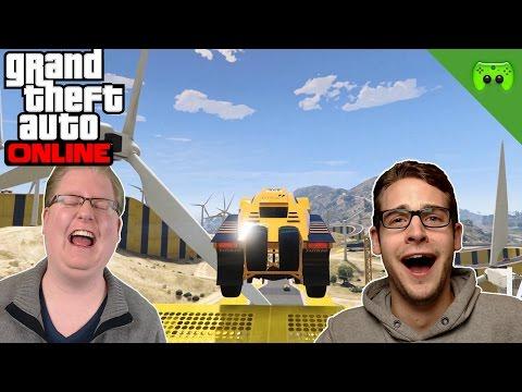 WINDMÜHLEN RODEO 🎮 Grand Theft Auto Online #130