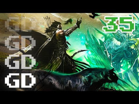 Guild Wars 2 Gameplay Part 35 – Pinion Pass – GW2 Let's Play Series