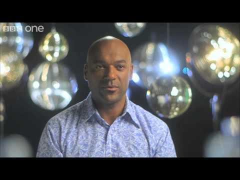 Colin Salmon - Strictly Come Dancing 2012 - BBC One