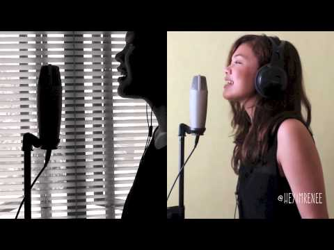 Icona Pop- All Night (acoustic cover) Reneé Dominique