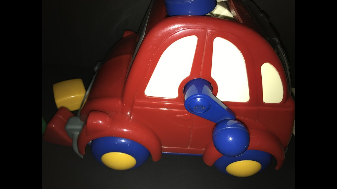 Auto Shape Sorter By Chicco Review 2 Bonus Toys Youtube