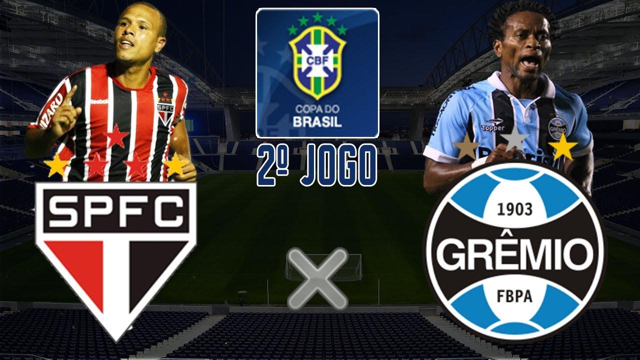 FIFA 12 // Final: Copa do Brasil // São Paulo x Grêmio ...