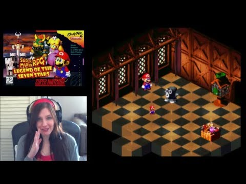 Let's Play Super Mario RPG - #16 - Booster Tower - YouTube