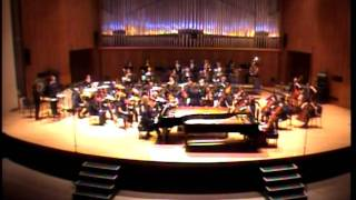 R. Vaughan Williams : Concerto for two pianos and orchestra, 1/3