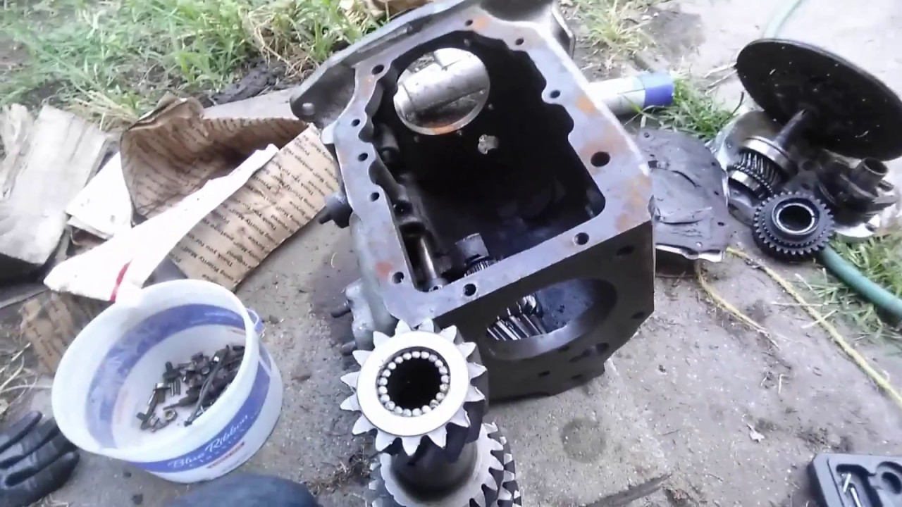 chevy 4 speed transmission with overdrive