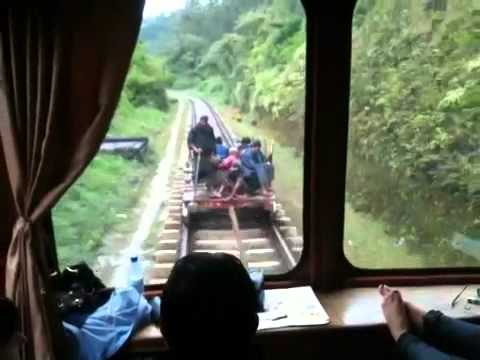 Sri Lanka train transport