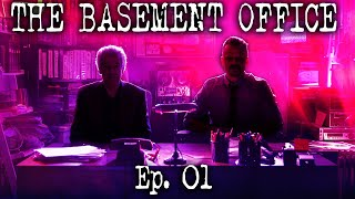 Ep. 1 | The Basement Office | Nick Pope on UFO sightings, the Navy and Pentagon | New York Post