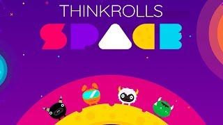 Thinkrolls Space - Logic and Physics Puzzles (AVOKIDDO) - Best App For Kids