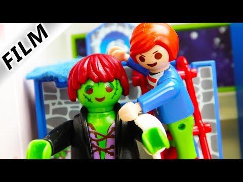 Playmobil Film Deutsch - MONSTER HAT ANGST VOR KIND! MOLLY IST ZURÜCK - Familie Vogel