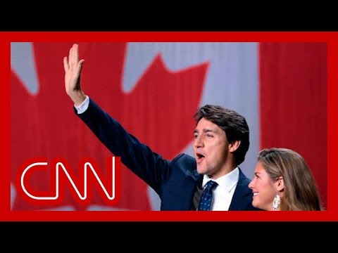 Trudeau's Liberal Party