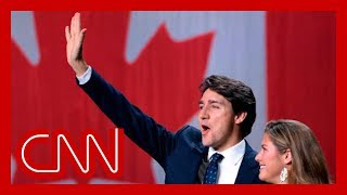 Trudeau's Liberal Party wins Canada's general election