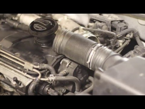 Replacing VW Golf MK4 Split Vacuum Servo Hose