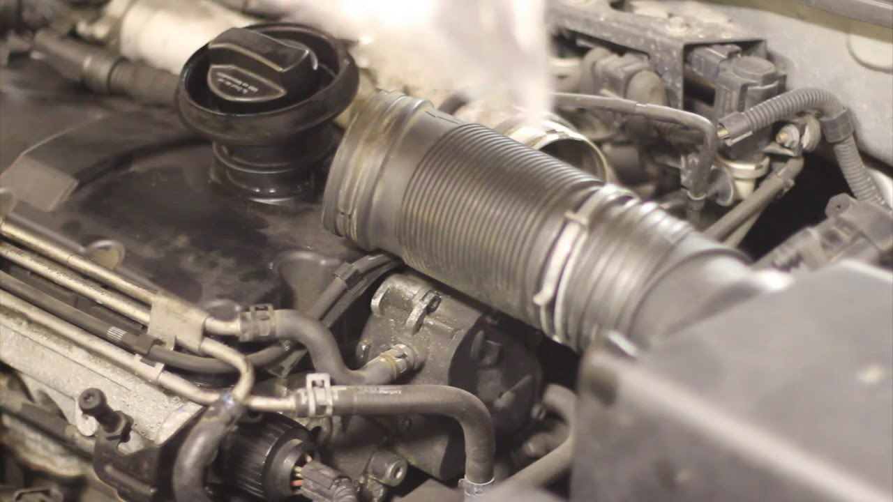 Replacing Vw Golf Mk4 Split Vacuum Servo Hose