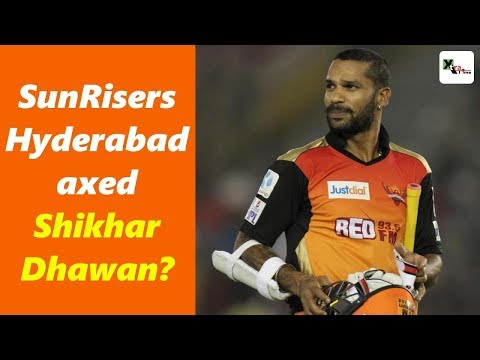 OMG! Shikhar Dhawan left out by SunRisers Hyderabad ahead of IPL 2019?