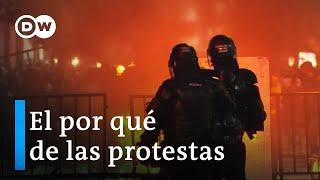 Contra la violencia policial en Colombia