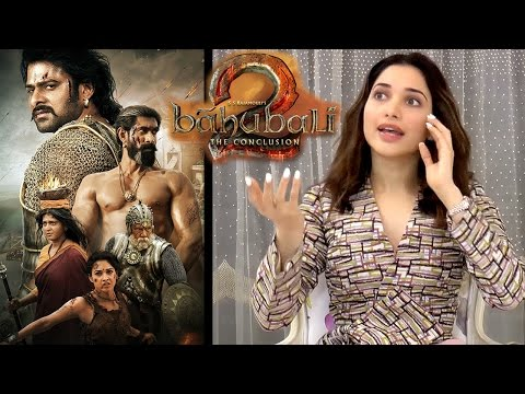 Tamannaah Bhatia EXCLUSIVE Interview On Baahubali 2: The Conclusion