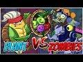 Cornucopia vs Zombot Dinotronic Mechasaur - Plants vs Zombies Heroes Epic MOD