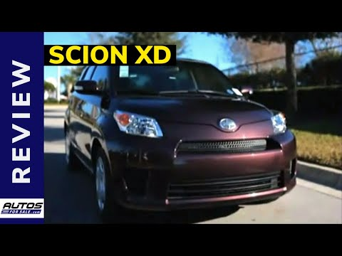 Scion xD Review (2008) - AutosForSale
