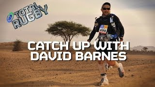 [CATCH UP] David Barnes Marathon