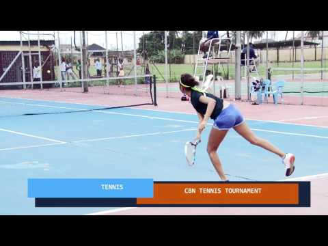 NBBF CBN TENNIS  COMPETITION