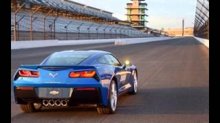 Chevrolet Corvette Stingray Indy 500 Pace Car 2014 Videos
